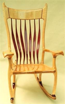 Genial Custom Made Heirloom Rocking Chairs
